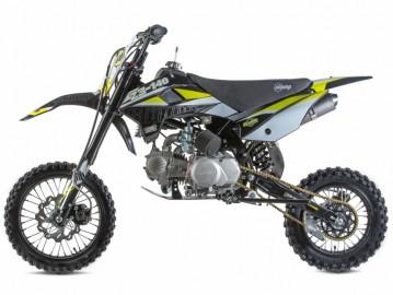 Predaj motocyklov Stomp a WPB .