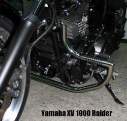 Yamaha XV 1900 Rider padací rám predný Custom