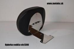 Honda VTX1300 Predná Opierka Vodiča