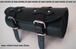 ROLKA HC03A Pravá Koža Čierna