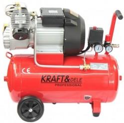 Kompresor Kraft&Dele KD1478/50L, 2Valec