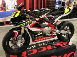 Buccimoto BR12GP 2020 YX160