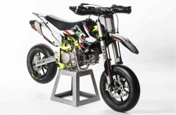 Buccimoto F20SM 2020 motard YX160 tokawa 2V
